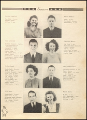 Page 17, 1944 Edition, Vinita High School - Hornet Yearbook (Vinita, OK) online yearbook collection