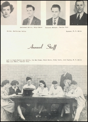Page 11, 1945 Edition, Vinita High School - Hornet Yearbook (Vinita, OK) online yearbook collection