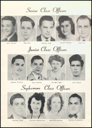 Page 12, 1945 Edition, Vinita High School - Hornet Yearbook (Vinita, OK) online yearbook collection