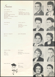 Page 13, 1945 Edition, Vinita High School - Hornet Yearbook (Vinita, OK) online yearbook collection