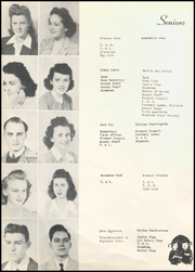 Page 14, 1945 Edition, Vinita High School - Hornet Yearbook (Vinita, OK) online yearbook collection