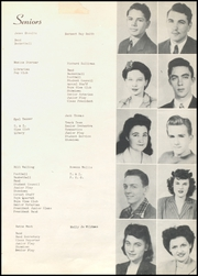Page 17, 1945 Edition, Vinita High School - Hornet Yearbook (Vinita, OK) online yearbook collection