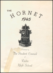 Page 5, 1945 Edition, Vinita High School - Hornet Yearbook (Vinita, OK) online yearbook collection