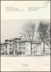 Page 6, 1945 Edition, Vinita High School - Hornet Yearbook (Vinita, OK) online yearbook collection
