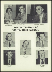 Page 11, 1955 Edition, Vinita High School - Hornet Yearbook (Vinita, OK) online yearbook collection