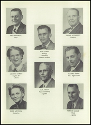Page 13, 1955 Edition, Vinita High School - Hornet Yearbook (Vinita, OK) online yearbook collection