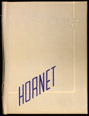 Page 1, 1957 Edition, Vinita High School - Hornet Yearbook (Vinita, OK) online yearbook collection