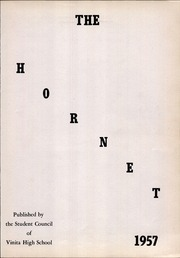 Page 7, 1957 Edition, Vinita High School - Hornet Yearbook (Vinita, OK) online yearbook collection