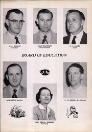 Page 9, 1957 Edition, Vinita High School - Hornet Yearbook (Vinita, OK) online yearbook collection