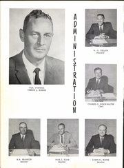 Page 8, 1961 Edition, Vinita High School - Hornet Yearbook (Vinita, OK) online yearbook collection