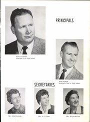 Page 9, 1961 Edition, Vinita High School - Hornet Yearbook (Vinita, OK) online yearbook collection