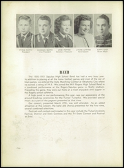 Page 54, 1951 Edition, Sapulpa High School - Sapulphan Yearbook (Sapulpa, OK) online yearbook collection