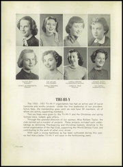 Page 62, 1951 Edition, Sapulpa High School - Sapulphan Yearbook (Sapulpa, OK) online yearbook collection