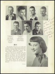 Page 63, 1951 Edition, Sapulpa High School - Sapulphan Yearbook (Sapulpa, OK) online yearbook collection