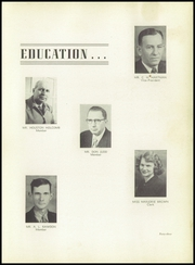 Page 67, 1951 Edition, Sapulpa High School - Sapulphan Yearbook (Sapulpa, OK) online yearbook collection
