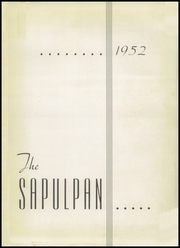Page 5, 1952 Edition, Sapulpa High School - Sapulphan Yearbook (Sapulpa, OK) online yearbook collection