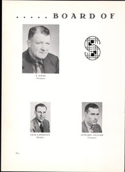 Page 14, 1957 Edition, Sapulpa High School - Sapulphan Yearbook (Sapulpa, OK) online yearbook collection