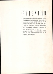 Page 5, 1957 Edition, Sapulpa High School - Sapulphan Yearbook (Sapulpa, OK) online yearbook collection