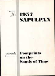 Page 7, 1957 Edition, Sapulpa High School - Sapulphan Yearbook (Sapulpa, OK) online yearbook collection