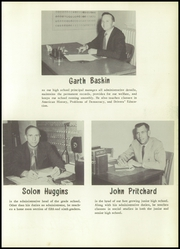 Page 13, 1957 Edition, Grove High School - Ridge Runner Yearbook (Grove, OK) online yearbook collection