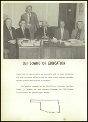 Page 14, 1957 Edition, Grove High School - Ridge Runner Yearbook (Grove, OK) online yearbook collection