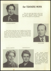 Page 15, 1957 Edition, Grove High School - Ridge Runner Yearbook (Grove, OK) online yearbook collection