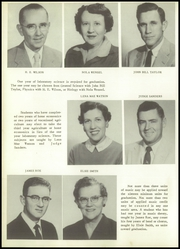 Page 16, 1957 Edition, Grove High School - Ridge Runner Yearbook (Grove, OK) online yearbook collection