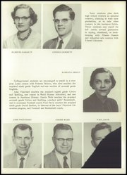 Page 17, 1957 Edition, Grove High School - Ridge Runner Yearbook (Grove, OK) online yearbook collection