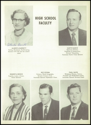 Page 17, 1958 Edition, Grove High School - Ridge Runner Yearbook (Grove, OK) online yearbook collection