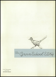 Page 5, 1958 Edition, Grove High School - Ridge Runner Yearbook (Grove, OK) online yearbook collection