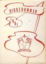 1961 Edition, Grove High School - Ridge Runner Yearbook (Grove, OK)