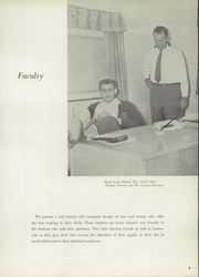 Page 13, 1956 Edition, John Marshall High School - Gavel Yearbook (Oklahoma City, OK) online yearbook collection