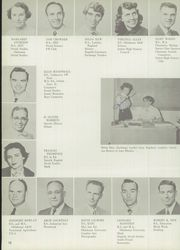Page 14, 1956 Edition, John Marshall High School - Gavel Yearbook (Oklahoma City, OK) online yearbook collection