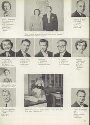 Page 17, 1956 Edition, John Marshall High School - Gavel Yearbook (Oklahoma City, OK) online yearbook collection