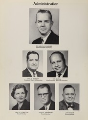 Page 14, 1958 Edition, John Marshall High School - Gavel Yearbook (Oklahoma City, OK) online yearbook collection