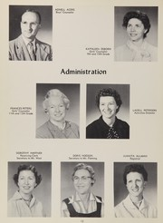 Page 16, 1958 Edition, John Marshall High School - Gavel Yearbook (Oklahoma City, OK) online yearbook collection