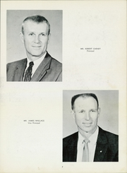 Page 11, 1960 Edition, John Marshall High School - Gavel Yearbook (Oklahoma City, OK) online yearbook collection