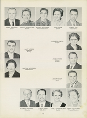 Page 17, 1960 Edition, John Marshall High School - Gavel Yearbook (Oklahoma City, OK) online yearbook collection