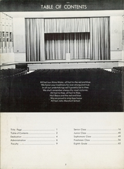 Page 6, 1960 Edition, John Marshall High School - Gavel Yearbook (Oklahoma City, OK) online yearbook collection