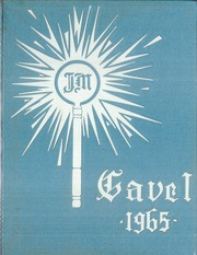 Page 1, 1965 Edition, John Marshall High School - Gavel Yearbook (Oklahoma City, OK) online yearbook collection