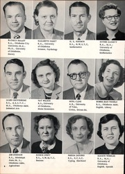Page 10, 1953 Edition, Claremore High School - Zebra Yearbook (Claremore, OK) online yearbook collection