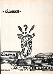 Page 11, 1953 Edition, Claremore High School - Zebra Yearbook (Claremore, OK) online yearbook collection