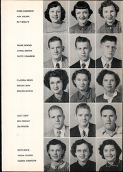 Page 13, 1953 Edition, Claremore High School - Zebra Yearbook (Claremore, OK) online yearbook collection
