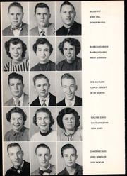 Page 14, 1953 Edition, Claremore High School - Zebra Yearbook (Claremore, OK) online yearbook collection