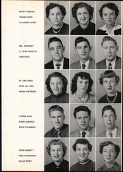 Page 15, 1953 Edition, Claremore High School - Zebra Yearbook (Claremore, OK) online yearbook collection