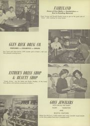 Page 109, 1952 Edition, Guymon High School - El Tigre Yearbook (Guymon, OK) online yearbook collection