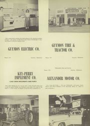 Page 117, 1952 Edition, Guymon High School - El Tigre Yearbook (Guymon, OK) online yearbook collection
