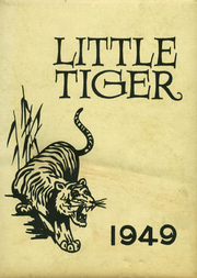 1949 Edition, Wewoka High School - Tiger Yearbook (Wewoka, OK)