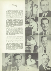 Page 11, 1953 Edition, Wewoka High School - Tiger Yearbook (Wewoka, OK) online yearbook collection