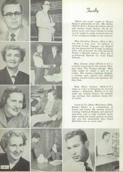 Page 12, 1953 Edition, Wewoka High School - Tiger Yearbook (Wewoka, OK) online yearbook collection